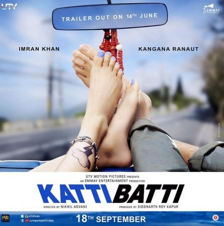 'Katti Batti' Poster Released