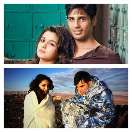 Sidharth –Alia Or Varun –Shraddha – Which Couple Looks Cute On-screen?