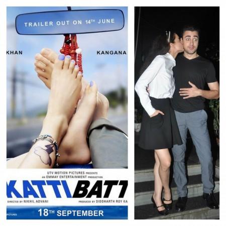 'Katti Batti' Trailer