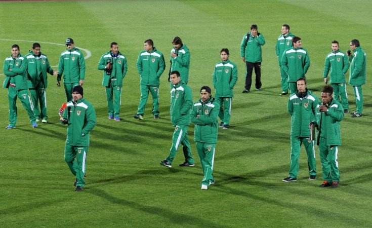 Bolivia football