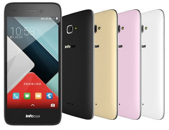 Infocus to Launch M350 smartphone in India via Snapdeal.com at June 17, 2015