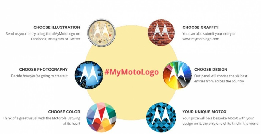 Moto Maker is Not Coming to India; Motorola Invites Fans for #MyMotoLogo Contest to Celebrate Iconic Batwing Logo