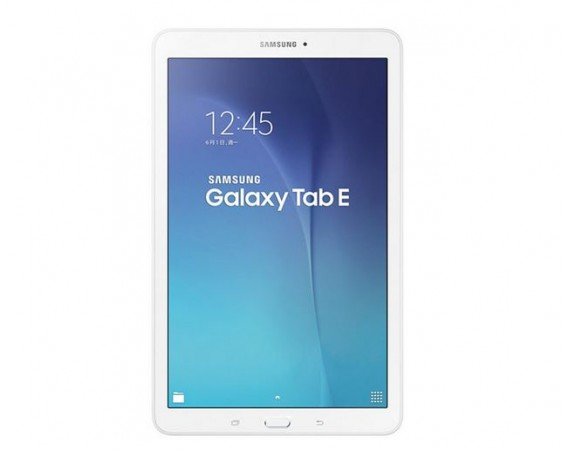 Samsung Unveils Galaxy Tab E with Quad-Core SoC in Taiwan; Price, Specifications