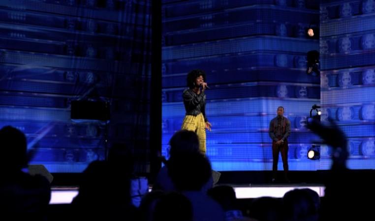 Sharon Irving on America's Got Talent 2015
