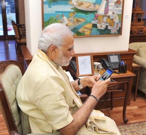 Narendra Modi Mobile App