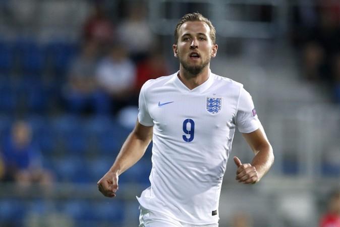 Harry Kane England European U-21 Championships