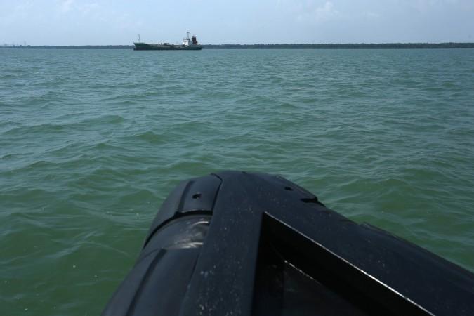 Ship hijack