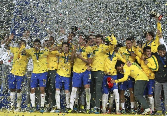 Brazil U-20 World Cup 2011