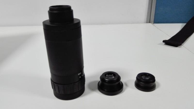 iBall mSLR Cobalt 4- Interchangeable lenses bundled in the box