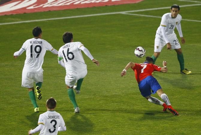 Copa America Scores