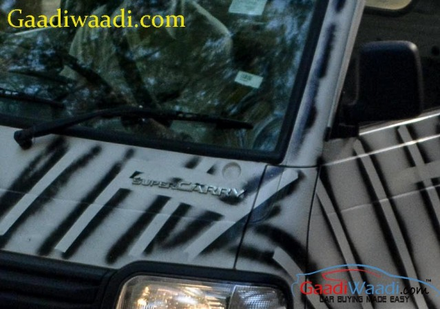 Maruti Suzuki LCV Y9T to Be Called Super Carry