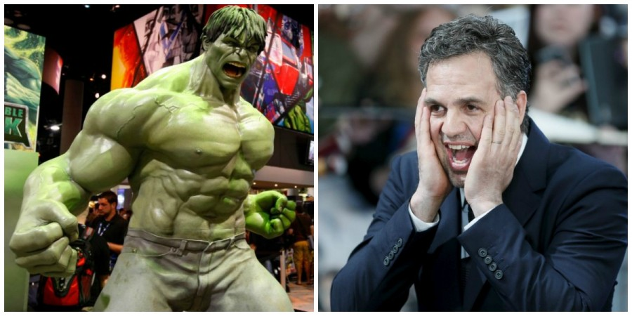 Mark Ruffalo as Incredible Hulk