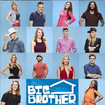 Big Brother season 17 cast