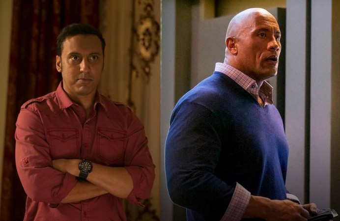Stills from 'The Brink' and 'Ballers'