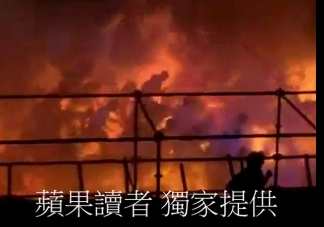 Over 500 were injured in a mysterious fire during a music concert on Saturday