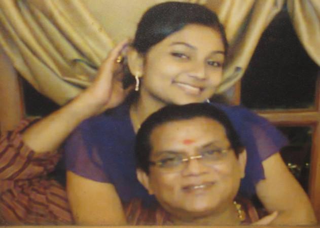Sreelakshmi Sreekumar-Jagathy