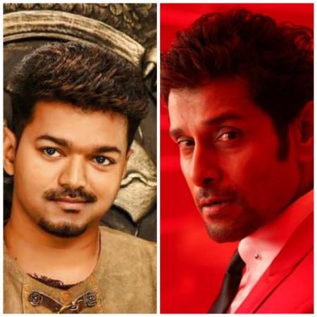 Can Vijay's 'Puli' Teaser beat Vikram's 'I' Trailer Record?