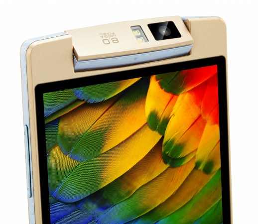 iBall Launches Andi Avnote 5 Budget Smartphone with Oppo-like rotating camera