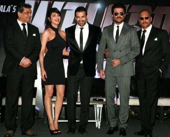 'Welcome Back': Shruti Haasan, John Abraham, Anil Kapoor Starrer Film's Release Date Revealed