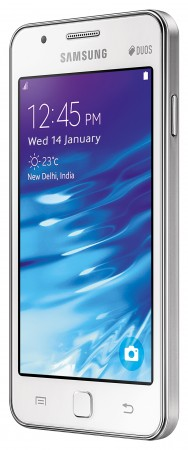 Samsung Z1 Sold over one million units in India