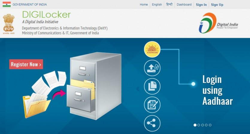 DIGILocker Launched in India; How to Upload Certificates and Everything You Need to Know