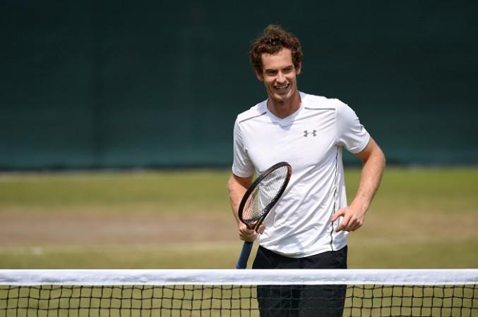 Andy Murray Wimbledon 2015