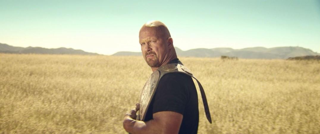 WWE 2K16 trailer reveals cover star Stone Cold Steve Austin