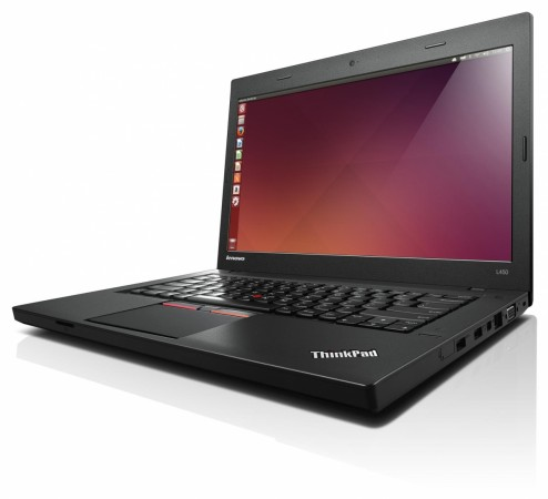 Lenovo Thinkpad L450, Ubuntu powered Laptop available for Rs. 40,000
