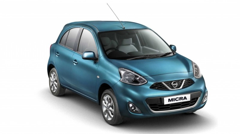 Nissan Launches Limited Edition of Micra XL CVT