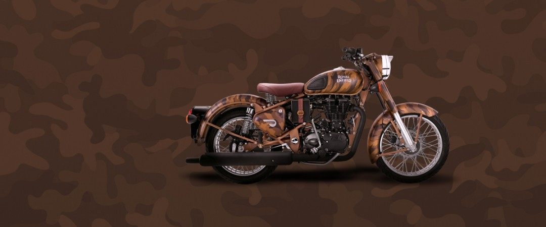 Royal Enfield Limited-Edition Despatch Motorcycles