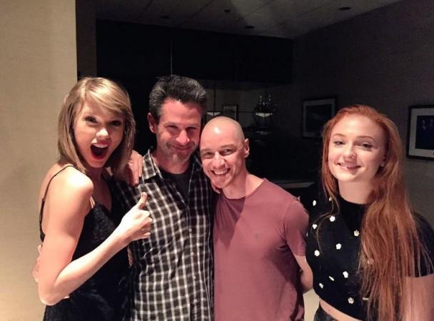 Taylor Swift in X-men Apocalypse