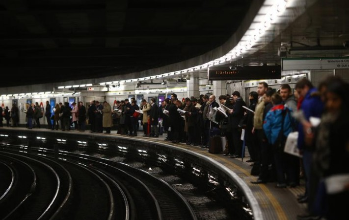London Tubestrikes