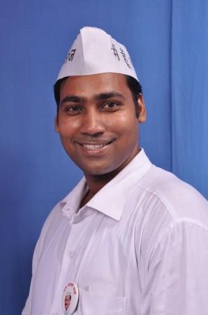 Manoj Kumar AAP MLA