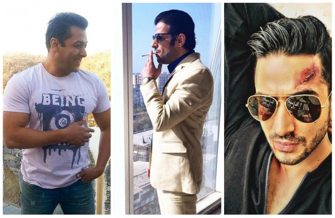 Salman Khan, Karan Patel, Aly Goni