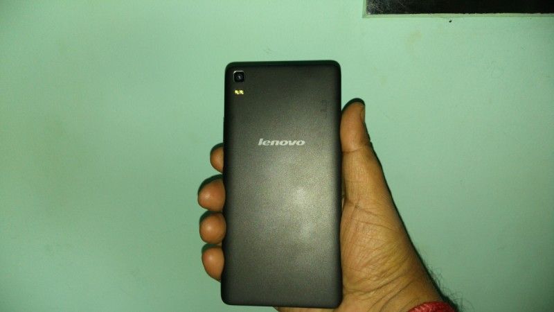 Lenovo K3 Note First Impression- Rear View