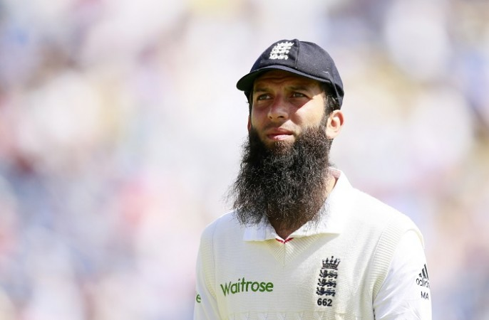 Moeen Ali England Ashes 1st Test