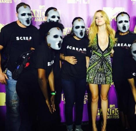 'Scream' star Bella Thorne