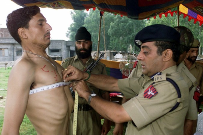 UP police constable recruitment exam