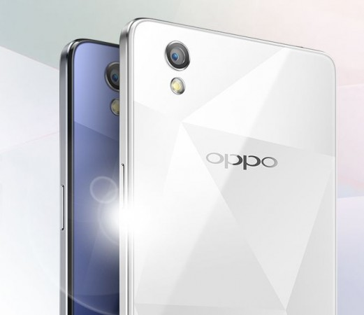 Oppo Launches Mirror 5 with Diamond-like Reflective Shell