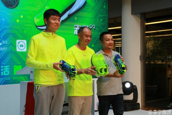 Xiaomi and Li Ning Unveils Affordable Smart Shoes