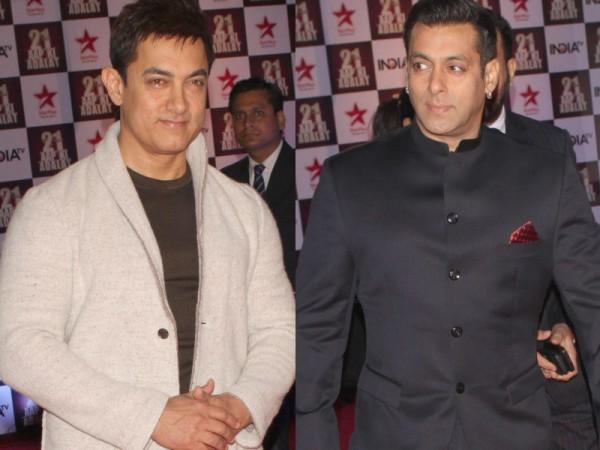 Salman Khan Aamir Khan