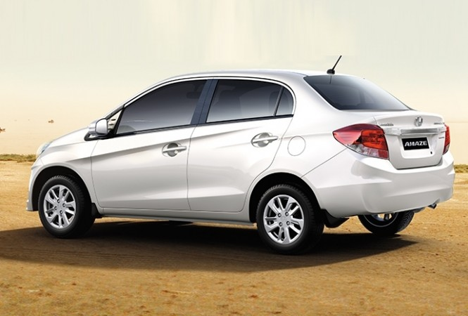 New Honda Amaze Facelift Launch Live Blog Price List Features And