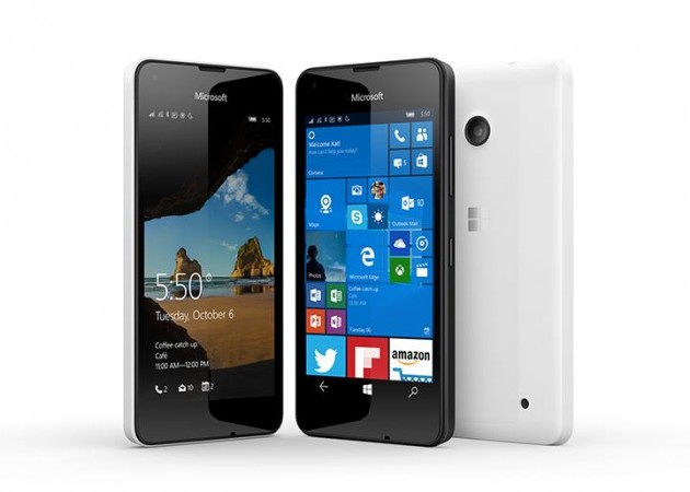 New firmware update seeding to Microsoft Lumia 550: Will the Double Tap to Wake make its debut?