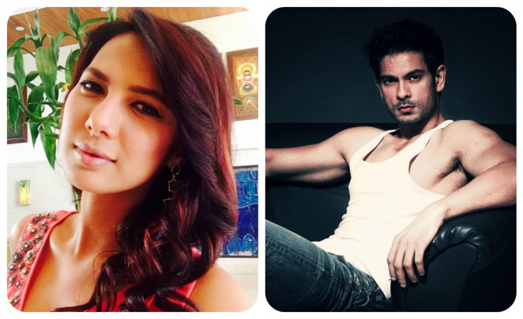 VJ Keith Sequeira and Rochelle Maria Rao