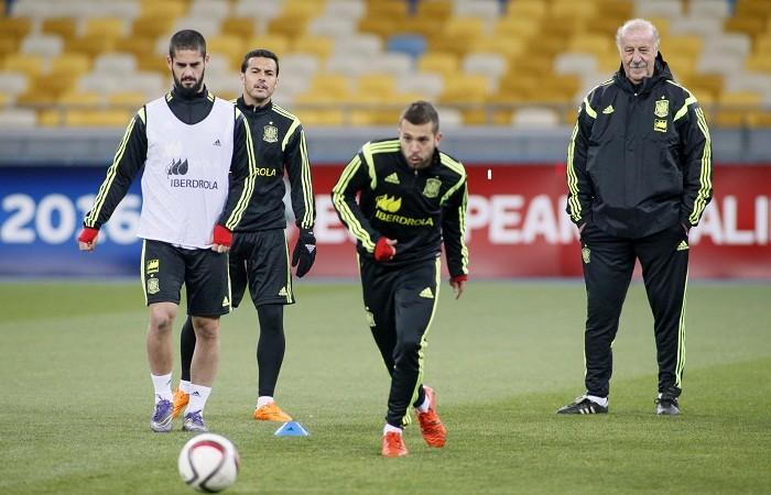 Spain football team