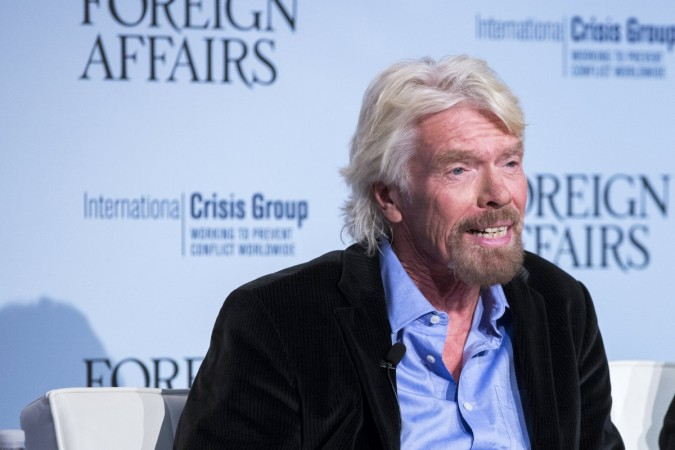 Richard Branson: Legalise all drugs and prostitution