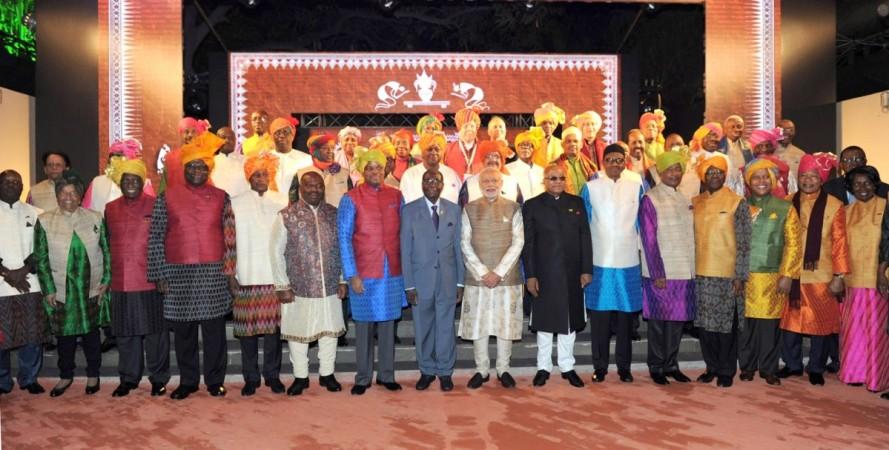 India Africa summit