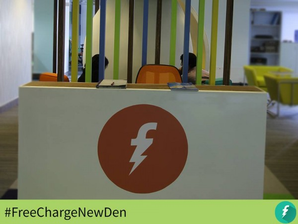 Freecharge lets you send and receive money using WhatsApp