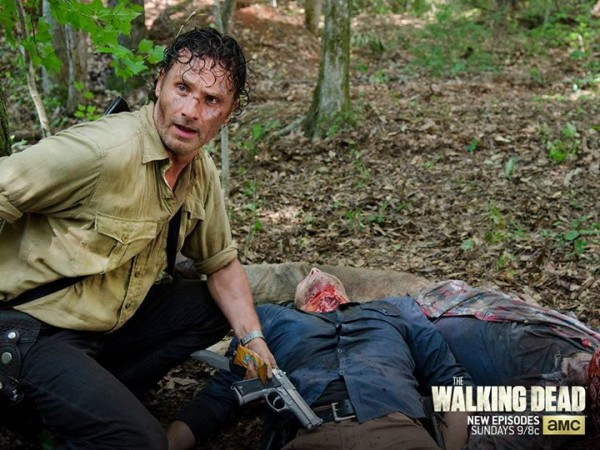 The Walking Dead Season 6 Episode 10 Spoilers No Deaths, But Sex Scene Between Two Main -4099