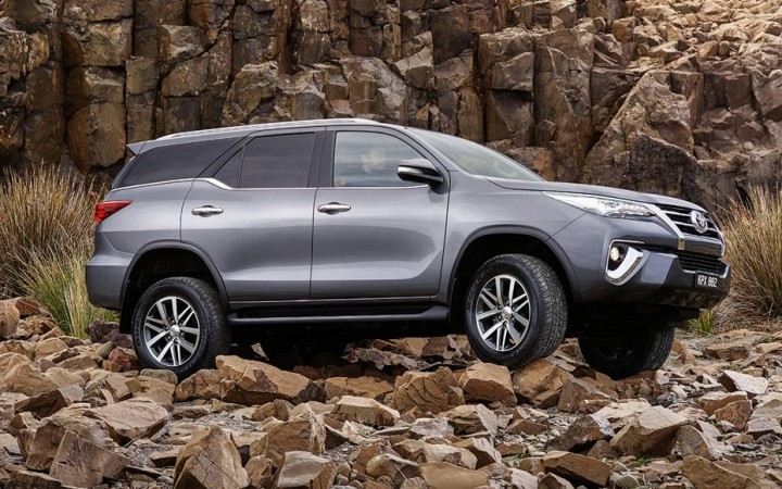 New Toyota Fortuner To Be Launched With Petrol Engine In